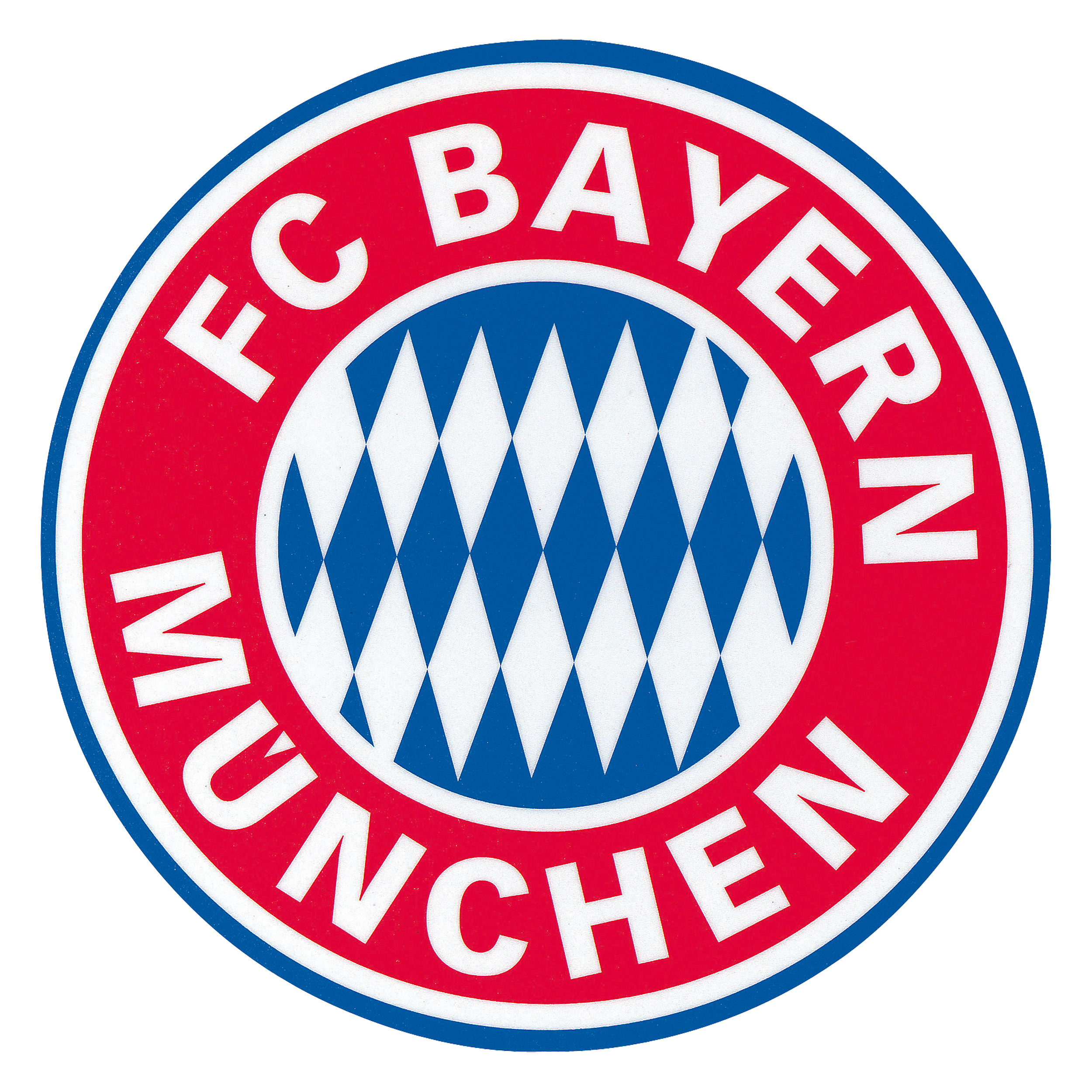 fc bayern m nchen fcb mousepad mouse pad logo offizielles lizenzprodukt ebay. Black Bedroom Furniture Sets. Home Design Ideas